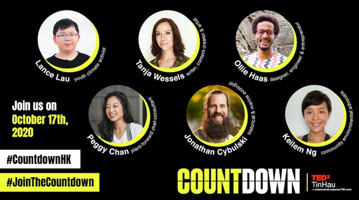 TedXTinHau Countdown