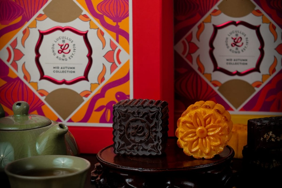 LUCULLUS launches New Mooncake Designer Boxes