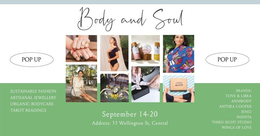 Body & Soul Popup Boutique