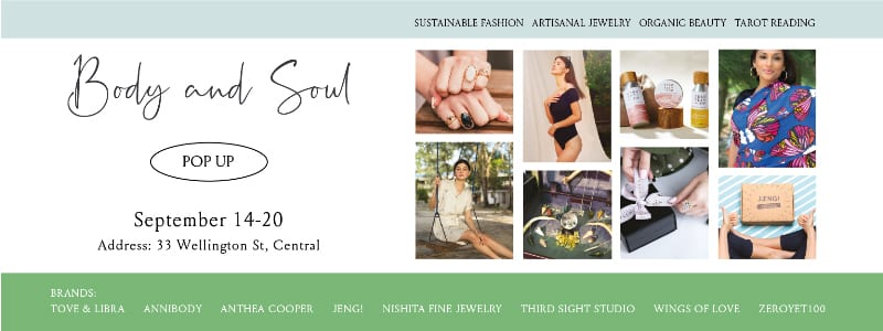 Body and Soul PopUp