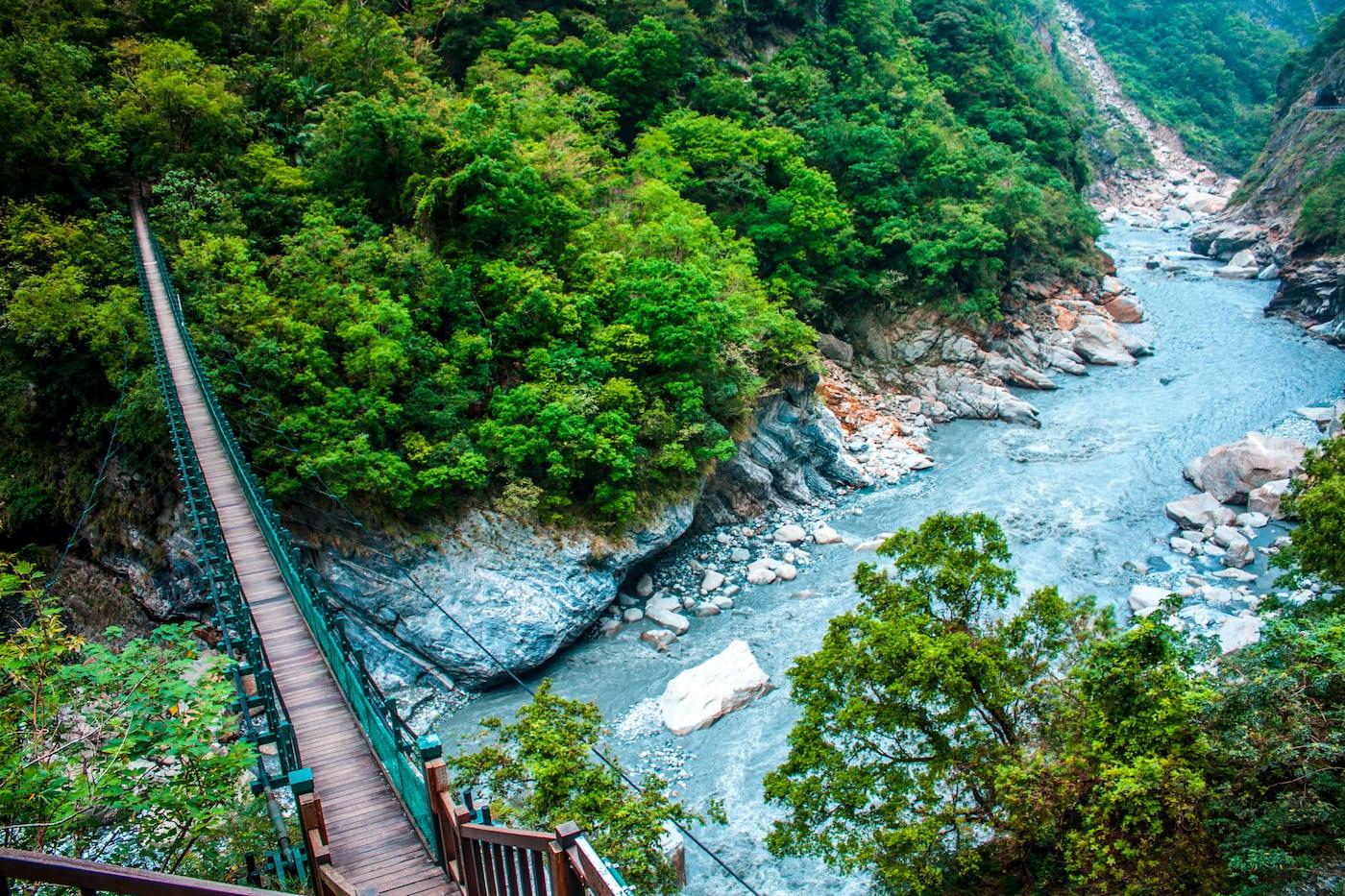 Hualien & Taroko Gorge