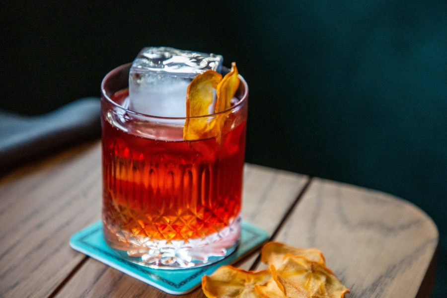 UP IN SMOKE: Celebrate Negroni Week The Ovolo Way