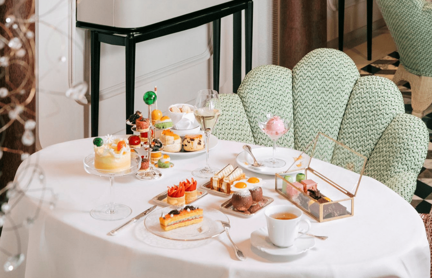 We've found the best high tea in Hong Kong. Raise your pinky finger, it's time to get fancy!