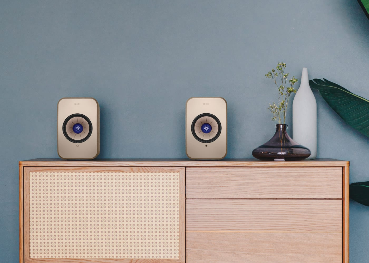 The sweet sound of staycations: Elevate your music with KEF's wireless speakers and enjoy a stay at Hotel ICON
